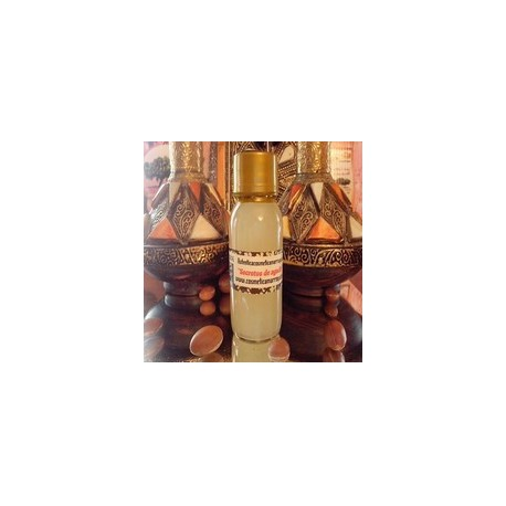 AUTHENTIC MY SECRETS AGADIR ARGAN OIL PURE BIO / HIGHLY FIRMING SERUM / Hyaluronic Acid MAS AND OTHER INGREDIENTS