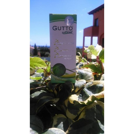 SERUM NATURAL GUTTO DEPILACION DEFINITIVA FACIAL